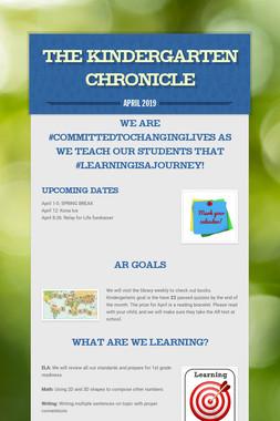 The Kindergarten Chronicle