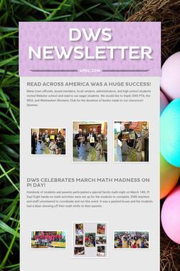 DWS Newsletter