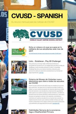 CVUSD - SPANISH