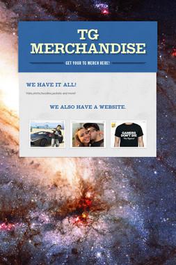 TG Merchandise