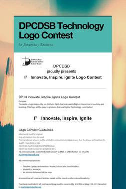 DPCDSB Technology Logo Contest