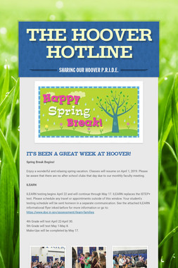 The Hoover Hotline