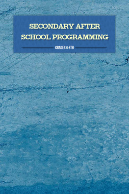 Secondary After School Programming