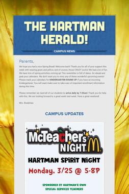 The Hartman Herald!