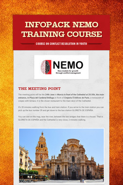 Infopack NEMO Training Course