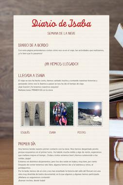 Diario de Isaba