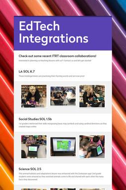 EdTech Integrations