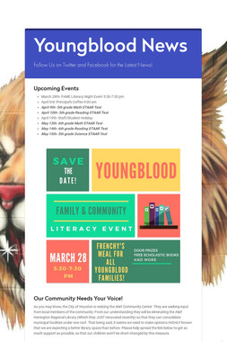 Youngblood News