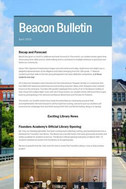 Beacon Bulletin