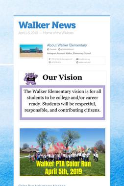 Walker News