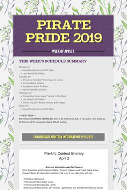 Pirate Pride 2019