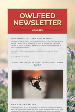 OwlFeed Newsletter