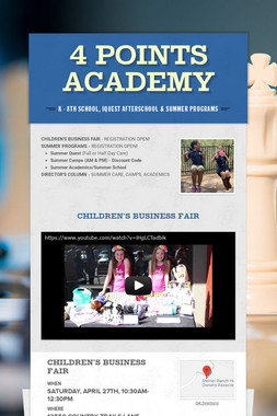 4 POINTS ACADEMY