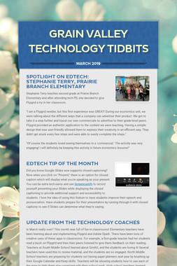 Grain Valley Technology Tidbits