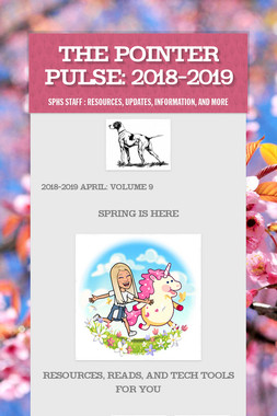 The Pointer Pulse: 2018-2019
