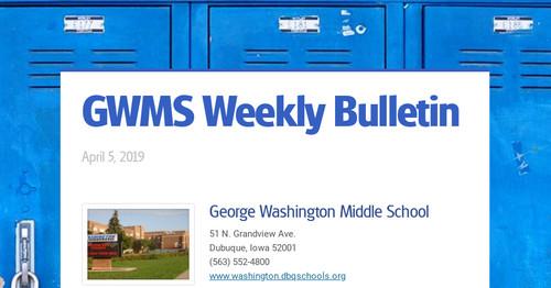 gwms homework hotline