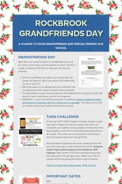 Rockbrook Grandfriends Day