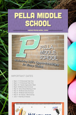 Pella Middle School