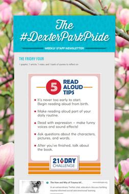 The #DexterParkPride