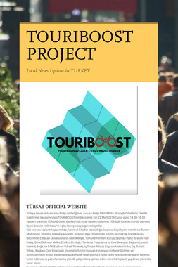 TOURIBOOST PROJECT