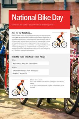 National Bike Day