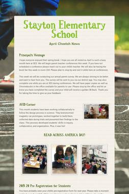 Stayton Elementary School