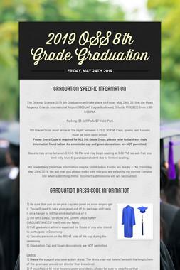 2019 OSS 8th Grade Graduation