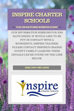 Inspire Charter Schools