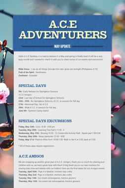 A.C.E Adventurers