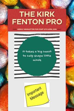 The Kirk Fenton Pro