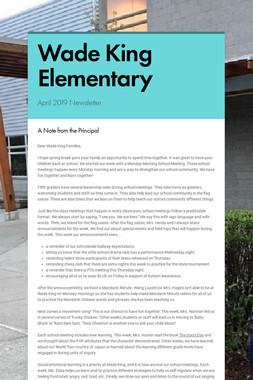 Wade King Elementary