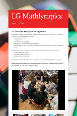 LG Mathlympics