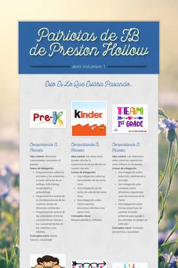 Patriotas de IB de Preston Hollow
