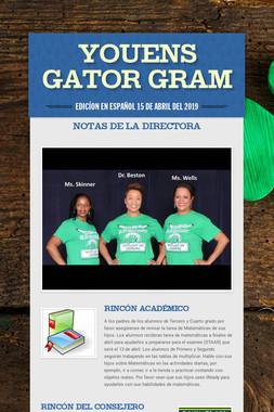 Youens Gator Gram
