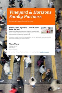 Vineyard & Horizons Family Partners