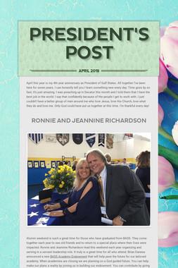 President's Post
