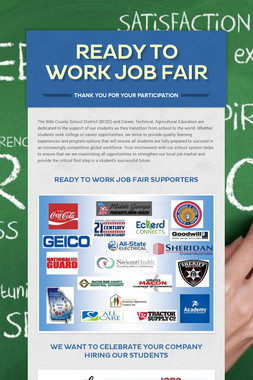 Ready to Work Job Fair