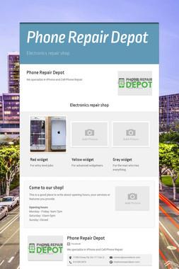 Phone Repair Depot