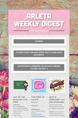 Arleta Weekly Digest