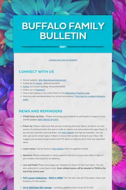 Buffalo Family Bulletin