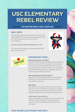 USC Elementary REBEL Review
