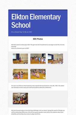 Elkton Elementary School