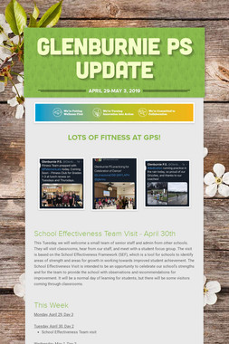 Glenburnie PS Update