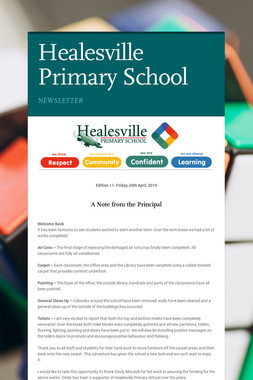 Healesville Primary School