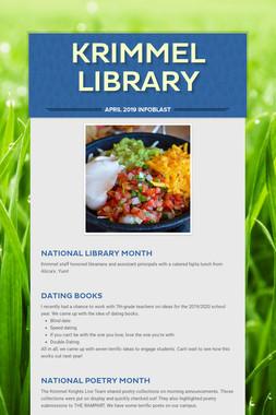 Krimmel Library