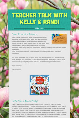 Teacher Talk with Kelly & Randi