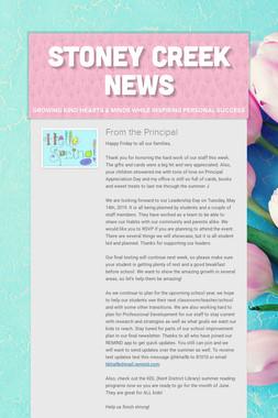 Stoney Creek News
