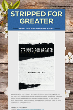 Stripped For Greater