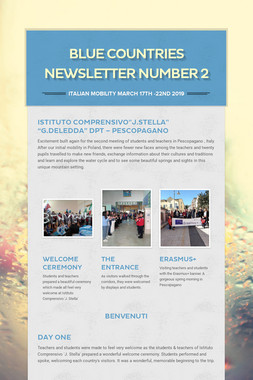 Blue Countries Newsletter Number 2