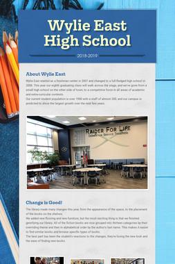 Wylie East High School
